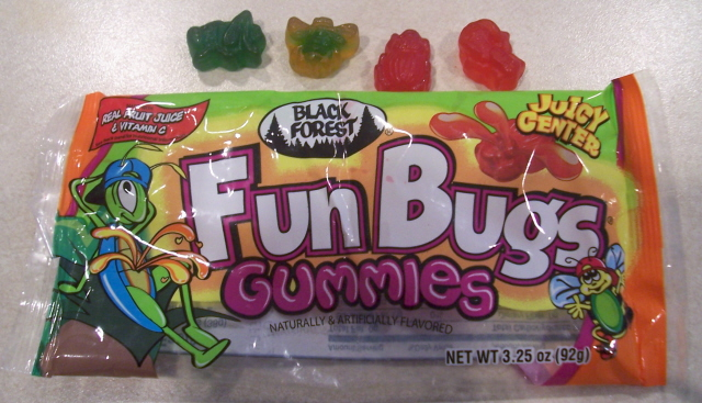 Black Forest Fun Bugs Gummies